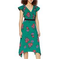 find. vestiti donna, verde (green), 44 (taglia produttore: medium)