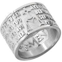 Amen anello uomo gioielli Amen; Am-26