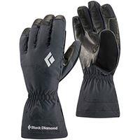 Black Diamond glissade, glove unisex - adulto, black, large
