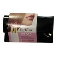 Euphidra Make-up eu. Phidra linea make-up base labbra accordi rossetto rz28 + rz18 + pochette nera