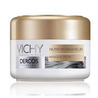 Dercos linea keratino complex maschera nutri riparatrice capelli secchi 200 ml