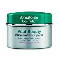 Somatoline Cosmetics somatoline cosmetic linea vital beauty crema giorno protettiva spf20 50 ml