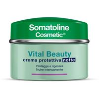 Somatoline Cosmetics somatoline cosmetic linea vital beauty crema notte rigenerante illuminante 50 ml