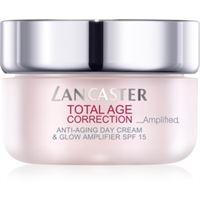 Lancaster total age correction _amplified crema giorno antirughe illuminante 50 ml