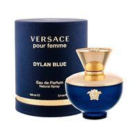 Versace pour femme dylan blue eau de parfum 100 ml donna