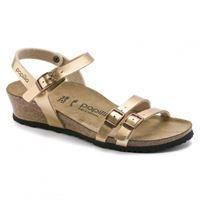Birkenstock lana birkoflor gold sandalo donna - calzata stretta