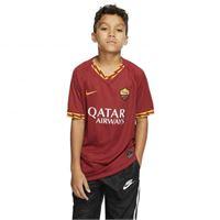 Nike roma y nk brt stad jsy ss hm maglia calcio bambino - a. S home 2019/20