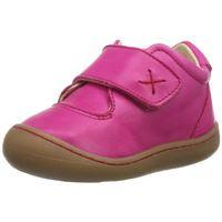 Pololo primero pink, scarpine primi passi unisex bambino, rosa (pink (pink 218)), 23