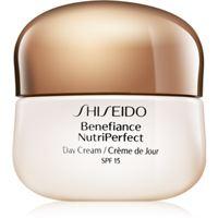 Shiseido benefiance nutri. Perfect day cream crema giorno ringiovanente spf 15 50 ml