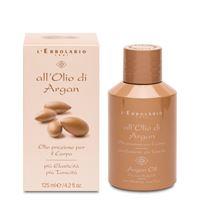 L'Erbolario olio per il corpo all'olio di argan 125 ml