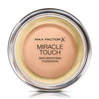 Max factor miracle touch factor fondotinta n. 45