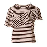 JUCCA abbigliamento donna t-shirts beige JUCCA