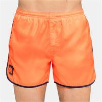 SUNDEK - m680 pantaloncino mare corto vita elasticata