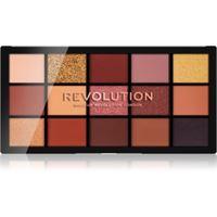 Makeup Revolution reloaded palette di ombretti colore velvet rose 15 x 1, 1 g