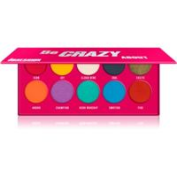 Makeup Obsession be crazy about palette di ombretti 10 x 1, 30 g
