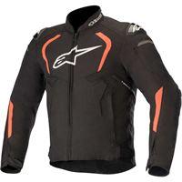 Alpinestars giacca t-gp pro v2 nero rosso fluo