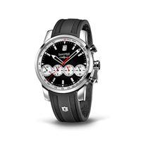 Eberhard chrono 4 grande taille chrono 4 grande taille orologio uomo automatico cronografo
