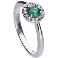 Diamonfire anello donna gioielli Diamonfire royal 61/1680/1/084/180
