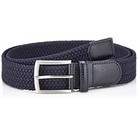 MLT Belts & Accessoires hamburg cintura, grigio (grey 9200), 7 (taglia produttore: 95)