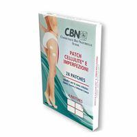 Cbn - corpo - patch cellulite ed imperfezioni 28 pz