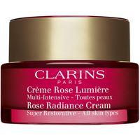 Clarins multi-intensive crème rose lumière - toutes peaux