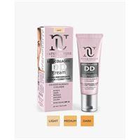 Natur unique ialucollagen dd cream medium crema performante + primer + correttore