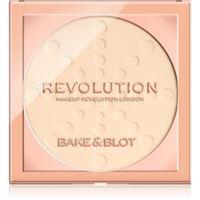 Makeup Revolution bake & blot cipria fissante colore translucent 5,5 g