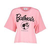 NO GIFT MORE LOVE t-shirt balmain donna