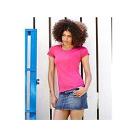 Fruit of the Loom t-shirt donna valueweight fruit of the loom