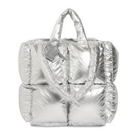 OFF-WHITE borsa shopping piccola in nylon