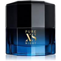 Paco Rabanne pure xs night eau de parfum per uomo 50 ml