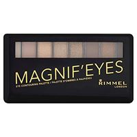RIMMEL (div. Coty Italia Srl) rimmel palette magnifeyes ombretti 001 keep calm and wear gold 7 gr