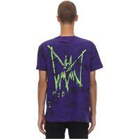 MJB - MARC JACQUES BURTON t-shirt festival in cotone dipinto a mano