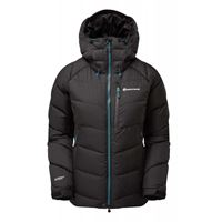 Montane resolute down xs black