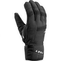 Leki Alpino progressive 6 s 10 black