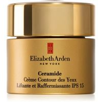 Elizabeth Arden ceramide plump perfect ultra lift and firm eye cream crema liftante occhi spf 15 15 ml