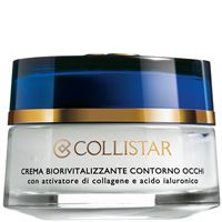 Collistar linea speciale anti-eta' crema biorivitalizzante contorno occhi 15ml