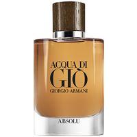 Giorgio Armani acqua di gio' absolu pour homme eau de parfum 75ml spray