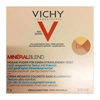 Vichy Make-up linea mineralblend cipria mosaico idratante uniformante 9 g dark