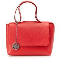 Chicca Borse cbc3319tar, borsa a mano donna, rosso, 14x22x30 cm (w x h x l)
