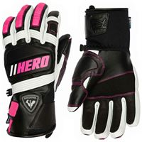 Rossignol wc expert leather imp l fluo pink
