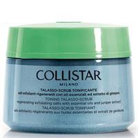 Collistar talasso-scrub tonificante trattamento corpo 700g