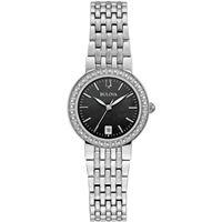 Bulova orologio solo tempo donna Bulova classic lady diamond 96r241