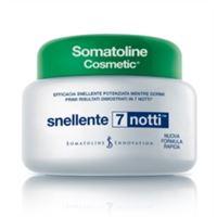 Somatoline Cosmetics somatoline cosmetic linea snellenti trattamento intensivo 7 notti crema 250ml
