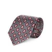 Lanieri cravatta su misura, Lanieri, business grigio, quattro stagioni