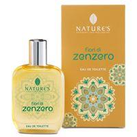bios line spa nature's fiori di zenzero eau de toilette 50ml