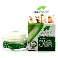 Dr. Organic aloe vera crema concentrata 50 ml