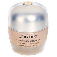 Shiseido neutral 4 total radiance foundation n4 - 时光琉璃御藏奢采粉霜n4 fondotinta 30g