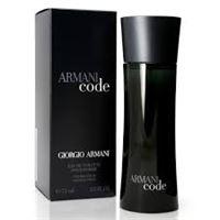 Giorgio armani code edt pour homme 200 ml