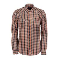 SCOTCH & SODA camicia fantasia a quadri